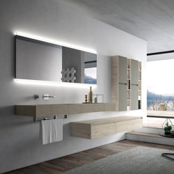 Nyù 16 | Wall cabinets | Ideagroup
