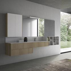 Sense 1 | Wall cabinets | Ideagroup