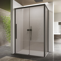 Space | Shower screens | Ideagroup