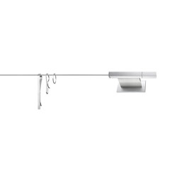Tension | Wall fixed systems | Interstil