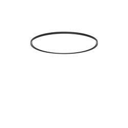 LP Slim Round Recessed Ø440 | Ceiling lights | Louis Poulsen
