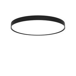 LP Slim Round Semi Recessed Ø680 | Recessed ceiling lights | Louis Poulsen