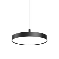 LP Slim Round Suspended Ø440 | Suspended lights | Louis Poulsen