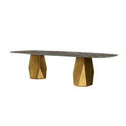 Deod two bases | Dining tables | Sovet