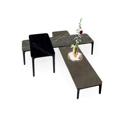 Slim Coffee Table | Mesas nido | Sovet