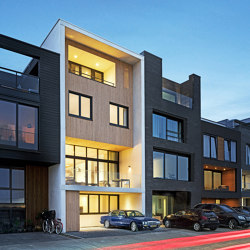 Bi-folding doors | Ecoline | Types de fenêtres | Solarlux