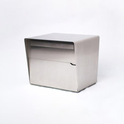 Design-Briefkasten | Design letter box | Mailboxes | x-level