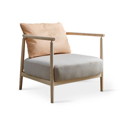 HUMBLE Lounge chair | Sessel | Gemla