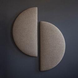 Eclipse XL | Sound absorbing wall systems | Wobedo Design