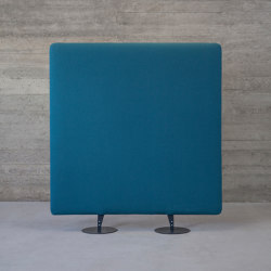 Square of Silence™ | Privacy screen | Wobedo Design