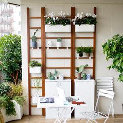 Urban Balcony | Flower displays | Unopiù