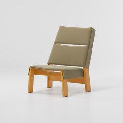 Band club chair aluminium | Sessel | KETTAL