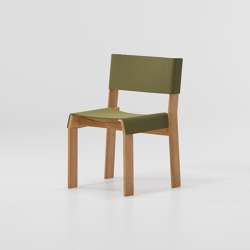 Band dining chair teak | Chairs | KETTAL