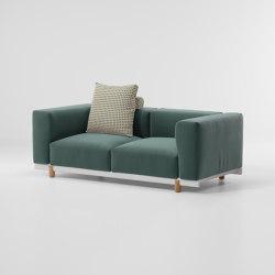 Molo 2-seater sofa   Canapés   KETTAL