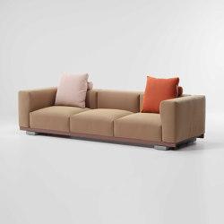 Molo 3-seater sofa | Sofas | KETTAL