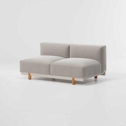Molo Centre 2-seater | Sofas | KETTAL