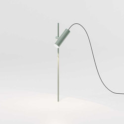 Objects Dots spotlight planter lamp | Free-standing lights | KETTAL