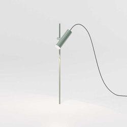 Dots spotlight planter lamp | Lampade piantana | KETTAL