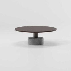 Roll Centre table ø90 | Tavolini bassi | KETTAL
