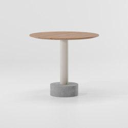 Roll Dining table ø80 | Dining tables | KETTAL