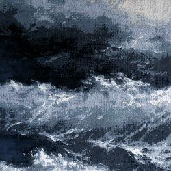 Wave 1 Night Grey | Tapis / Tapis de designers | Studio5