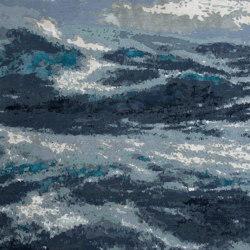 Wave 2 Aqua | Rugs | Studio5