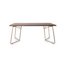 Charles copper | Dining tables | Jess