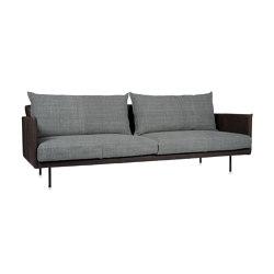 Jazz 3,5 seats sofa 2 arm | Sofas | Jess