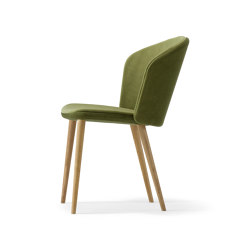 Miss Holly Upholstered Chair | Sedie | Stolab