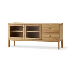 Prio Sideboard Low H62 | Sideboards | Stolab