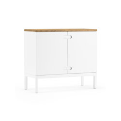 Prio Cabinet Low H80 | Cabinets | Stolab