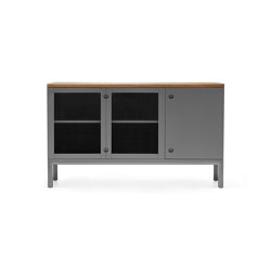 Prio Cabinet Low H80   Credenze   Stolab
