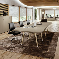 Atreo meeting table | Tables collectivités | ALEA