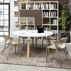 Atreo Wood table | Tables collectivités | ALEA