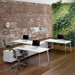 Blade workstation | Desks | ALEA