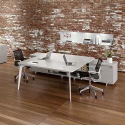 Blade bench | Bureaux | ALEA