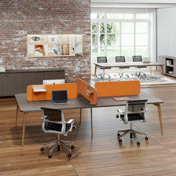 Blade bench | Desks | ALEA