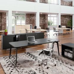 Blade desk | Desks | ALEA