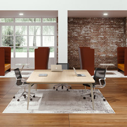 Blade meeting table | Tables collectivités | ALEA