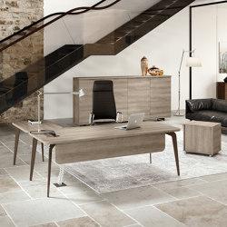 Blade X desk | Desks | ALEA
