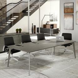 Blade X meeting table | Objekttische | ALEA