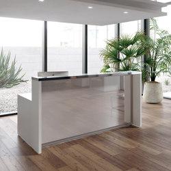 Eos reception | Comptoirs | ALEA