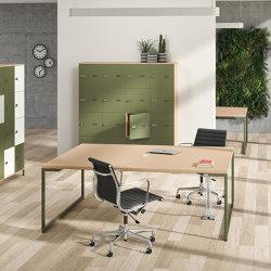 Ibis bench | Bureaux | ALEA