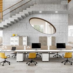 Italo bench | Desks | ALEA
