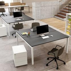 Italo bench | Bureaux | ALEA