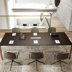 Italo tavolo riunione | Tavoli contract | ALEA