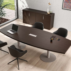 Odeon meeting table | Contract tables | ALEA
