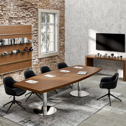 Titano meeting table | Tables collectivités | ALEA
