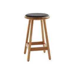 Milo MLP65TKF-h65-oak | Bar stools | Karl Andersson & Söner
