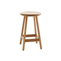 Milo MLP65TTF-h65-oak | Bar stools | Karl Andersson & Söner